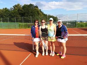 Damen Doppel - Spiel um Platz 3